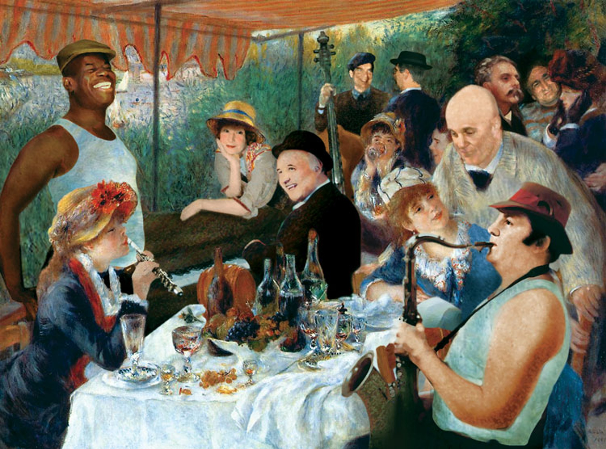 the Jazz Renoir version